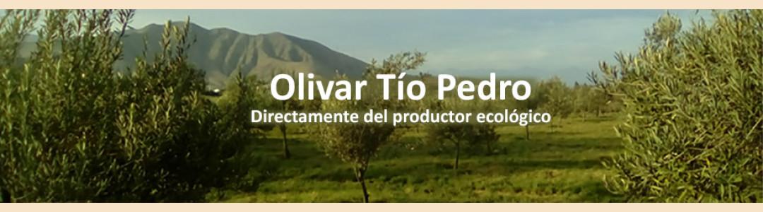 Olivar Tio Pedro directamente del productor ecológico