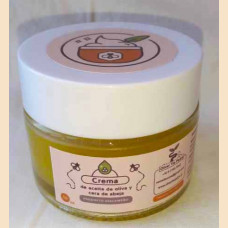 Crema de Aceite de Oliva 50gr
